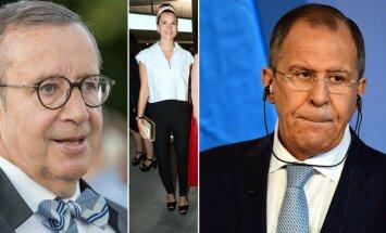 President Ilves: Lavrov võib pikalt sõimata dekadentlikke lääne väärtusi, kuid tema oma tütar ei taha minna tagasi Venemaale