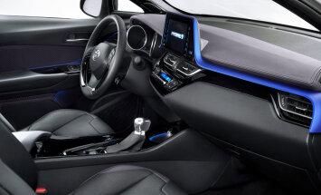 Toyota C-HR: sinine triip peab vist meenutama auto keskkonnasõbralikkust