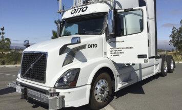 Isejuhtiv veok Otto sai maha esimese päris ehtsa tööpäevaga, lastiks 45 000 purki õlut