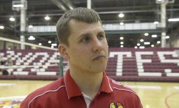 DELFI VIDEO: Rainer Vassiljev: ootan oma mängijatelt seda, et nad naudiksid pühapäevast mängu - see seeria on olnud finaalivääriline