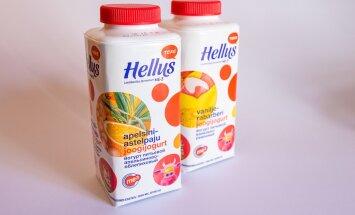 Tere väikesed jogurtid