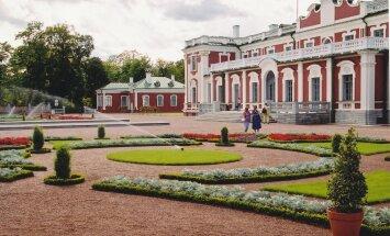 Откройте для себя лучшие образцы европейской архитектуры эпохи барокко в дворцово-парковом ансамбле Кадриорг