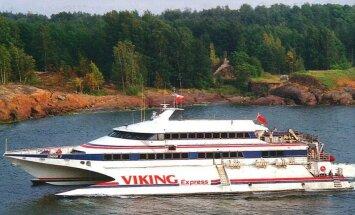 FOTOD: Vaata, milliste laevadega alustas Viking Line 20 aastat tagasi Tallinna-reise