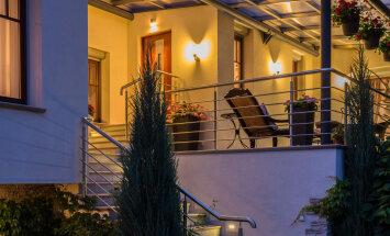 Mida panna tähele rõdu- ja terrassivalgustuse valikul?