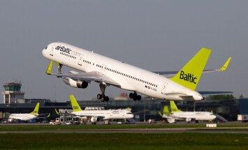 airBaltic tegi LOT Polish Airlines´iga koodijagamis-kokkuleppe