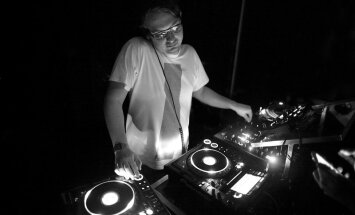 Moodmusic plaadifirma eestvedaja Sasse esineb laupäeval klubis Studio!