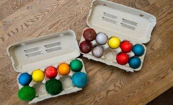 6 супер-способов покраски пасхальных яиц