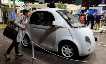 Hüvasti, mullike: Google loobus väidetavalt oma isejuhtiva automudeli arendamisest