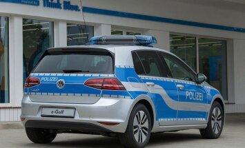 Albaania politsei kihutab väljakutsetele edaspidi elektriautodega, aga…