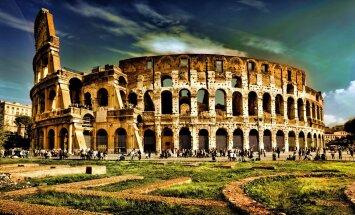 В римском Колизее открыли для туристов закрытый 40 лет верхний уровень