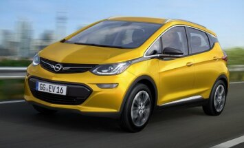 Opel toob 2017. aastal Euroopa turule uue elektriauto Ampera-e