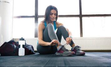 PEATA KAALUTÕUS: Lihtsad sammud, mida saad iga päev oma vormi hoidmiseks astuda