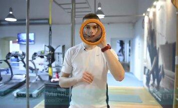 Terviseblogi video: Harjutused Foam rolleri ehk vahurulliga