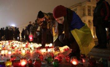 SUURES PILDIS: Vene raketituli tabas Mariupoli koole ja kodusid