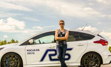 Proovisõit: Ford Focus RS – tsiviliseeritud jõhkard Sinise Ovaali ralliklubist