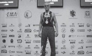 Mati Tiidre - seeniorina kahekordseks Euroopa meistriks teivashüppes