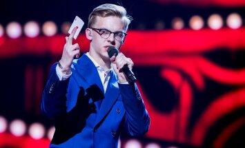 """Eurovisiooni lavale astub Jüri Pootsmann  lauluga """"Play"""" 10. mail."""