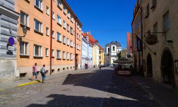 Прогулка по местам, связанным с русской культурой в Ревеле
