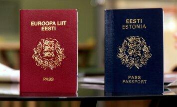 UUS EUROOPA LIIDU PASS