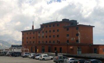 Из тюрьмы, в которой сидел Бенито Муссолини, сделают роскошный пятизвездочный отель