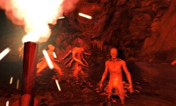 """""""Puhata ja mängida"""" vaatleb videomängu: The Forest (PC) – rikutud puhkus"""
