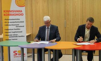 Эстонская Касса по безработице заключила договор о сотрудничестве с SOL Baltics OÜ