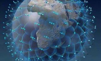 Ligemale 700 tehiskaaslast peaksid tooma lairibaühenduse igasse maakera punkti.