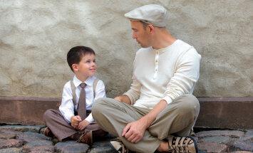 Väga olulised asjad, millest oma lapsega rääkida — õpid teda tundma täiesti uuest küljest!