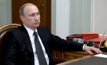 Putin nimetas Ukraina armeed NATO võõrleegioniks