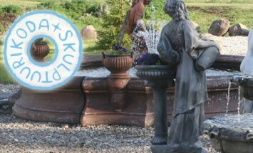 Kuivajõe küla põnevaim paik on skulptuurikoda