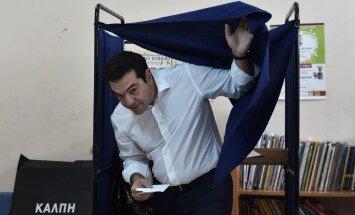 KREEKA REFERENDUMIBLOGI: Pinge kasvab: kreeklased hääletavad täna võlausaldajate ettepanekute üle, varsti on oodata esimesi tulemusi