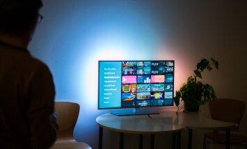 Televiisor ja telefon