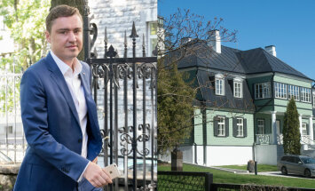 Riigijuhi villa, bordell ja suursaadiku residents: peaminister Rõivas kolib ajutiselt põneva ajalooga majja