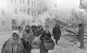 Svetlana Aleksijevitš: sõda meenutati koolis ja kodus, pulmades ja ristsetel, pidudel ja peiedel
