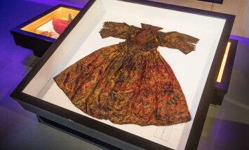 На затонувшем корабле найден гардероб английской фрейлины XVII века