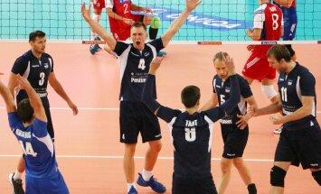 Eesti - Tšehhi võrkpall