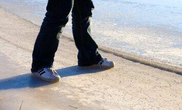Tänasest on keelatud väljumine Lämmi- ja Pihkva järve jääle