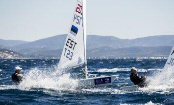 Rammo püsib purjetamise MK-etapil Prantsusmaal esikümnes