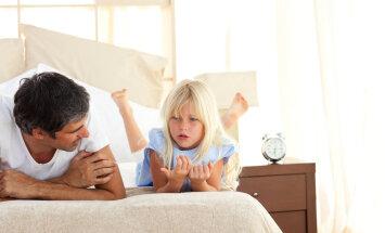 Vestlused alkoholist: millal on õige aeg lapsega sellel teemal rääkida?