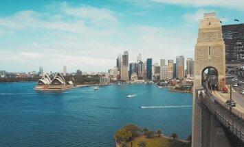 HILIFE'i VLOGI | Sydney linnamelu pealispinna all leidub igal sammul eestlastest töömesilasi
