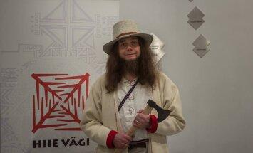 Käesoleva aasta Hiie sõbraks valiti Ahto Kaasik