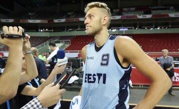 KORVPALLIKOONDISE BLOGI: Siim-Sander Vene jagas intervjuusid sulaselges leedu keeles
