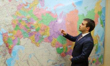 Stratfori ennustus järgmiseks kümnendiks: pole tõenäoline, et Venemaa jääks püsima praegusel kujul