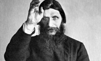Krahh tsaar Nikolai II perekonnaelus: tapetakse peresõber Grigori Rasputin