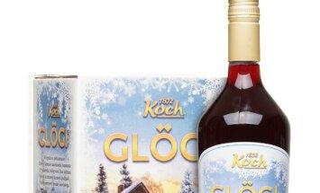 Koch OÜ toodab Sõmeru vallas nii viina, rummi, likööri kui ka veini ning vahuveini