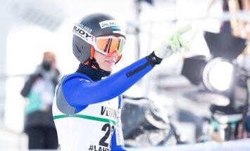 Võimas! Kristjan Ilves läheb Lahti hüppemäel pikaks ajaks liidriks.