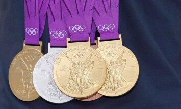 Londoni olümpiamängude medalid
