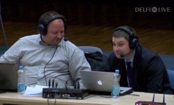 DELFI VIDEO: Alar Varrak räägib salapärasest mehest, kes istus Balti liiga mängul Kalevi varumeeste pingil