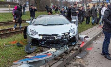 Avarii Lamborghini