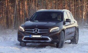 Motorsi proovisõit: Mercedes-Benz GLC - juba standardis nelikveoline